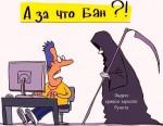 Бан Яндекса