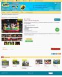 скриншот сайта фансити.рф